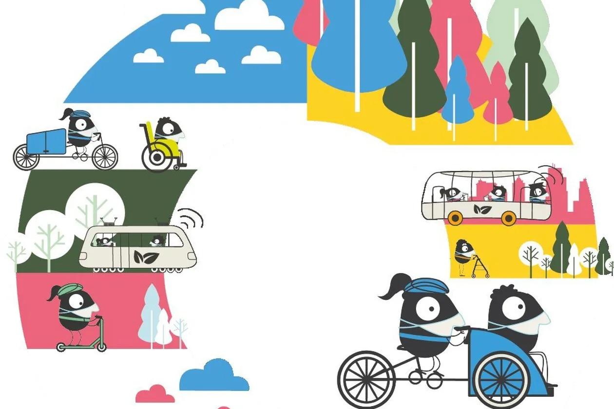 2735 municipalités dans 49 pays mettent en œuvre des centaines d'actions pour la Journée sans voiture